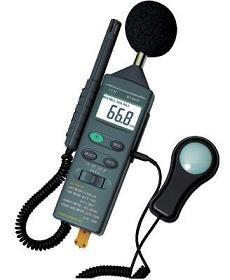 四合一多功能环境测试仪DT-8820