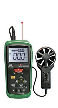 风速风温测试仪DT-619