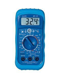四合一多功能环境测表DT-22