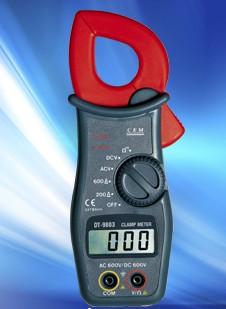 交流钳形表DT-9803