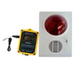 超限报警温度记录仪(液晶单路)11b