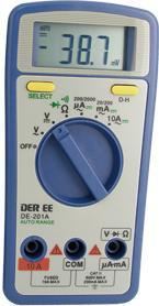 數位型萬用錶DE-201A