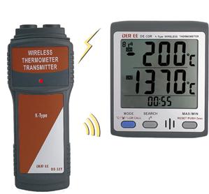 无线K-TYPE传输温度计DE-33