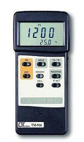 双通道温度计TM-916