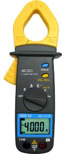 数字AC/DC钳形电流表DE-3116