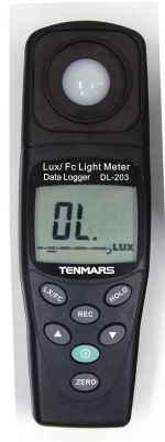 数字照度计TM-204