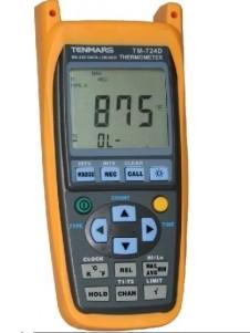 單輸入數位溫度計TM-747D