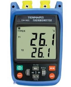 双输入温度表TM-363