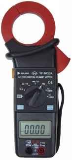 AC/DC数字钳形电流表YF-8030
