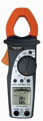 AC/DC|钳型电流表TM-1015