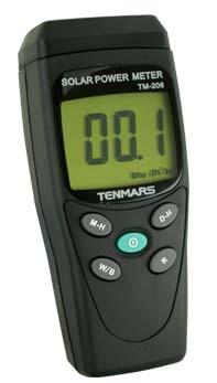 太阳能照度功率TM-206