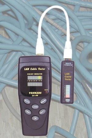 网络缆线测试器LC-90