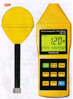 三轴电磁场检测仪TM-192D