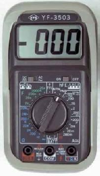 数位万用表YF-3503