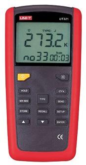 接触式测温仪UT321