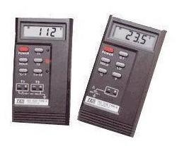 双通道数字式温度表TES-1320