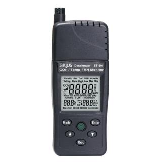[二氧化碳分析仪]紅外線二氧化碳分析儀ST-501