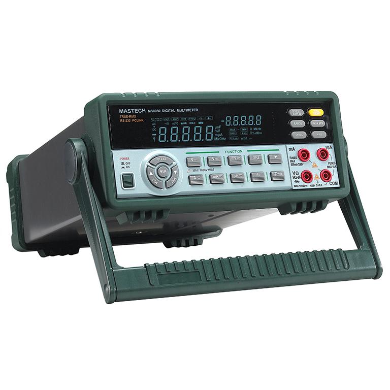 高精度台式数字多用表MS-8050