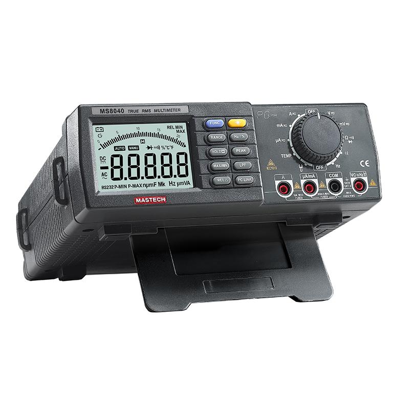 高精度台式数字万用表MS-8040