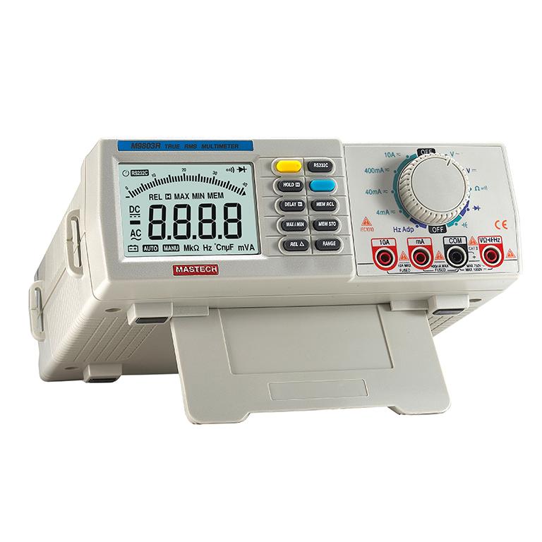 台式数字多用表MS-9803R