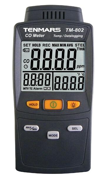 一氧化碳��y器TM-802
