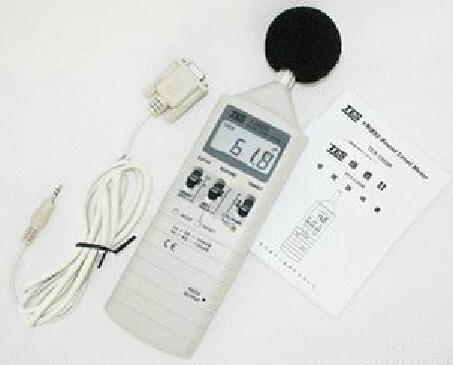 数字式噪音计(可连电脑)TES-1350R