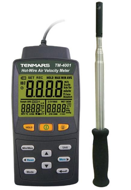 熱線式風速計TM-4002