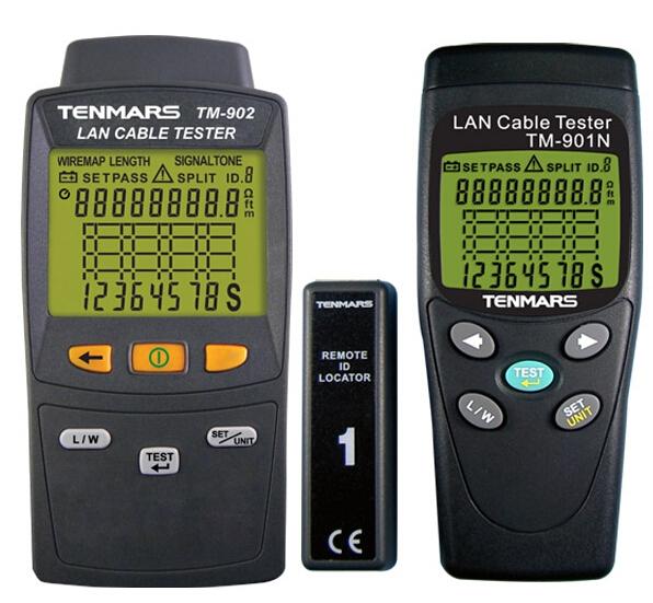 云南网络线测试计TM-901N/TM-902