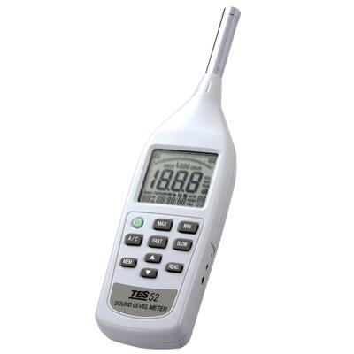 噪音計TES-52AA