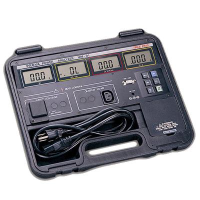 瓦特功率计/记录器WM-03