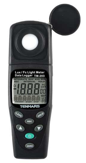 ���式自��Q�n照度�l TM -203