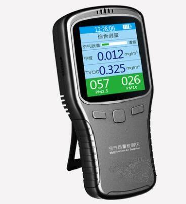 昆明家用室内激光空气质量监测试仪器雾霾表