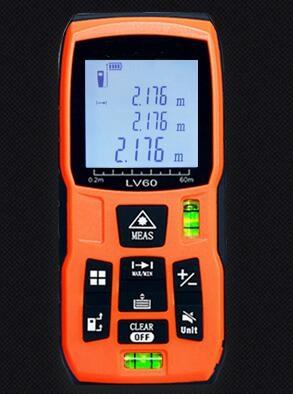 海南精准红外测量仪LV60