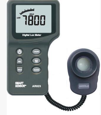 分体式数字照度计AR-823