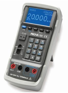 模擬4~20mA電流傳送器 記錄型多功能校正器PROVA-133