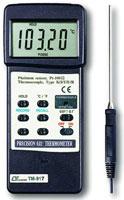 TM917多功能精密温度计