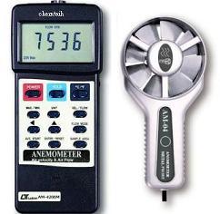 温度计/风量/风速计AM4206M(金属扇叶)