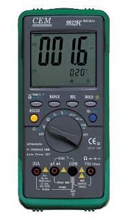 专业数字万用表DT-9932FC