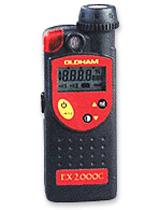 便携式气体检测仪EX2000C