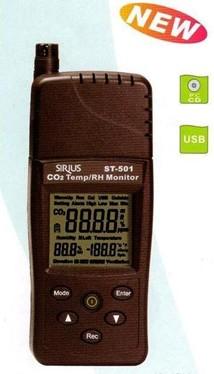 二氧化碳测试仪ST-501